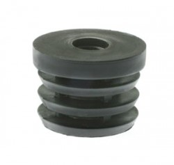 Threaded round insert