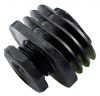 Adjustable feet for oval tubes (PRO)