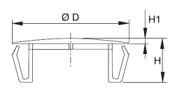 Plug for variable holes (Img 1)